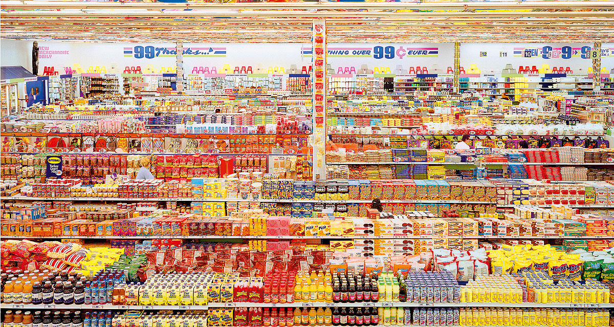 Essay on andreas gursky