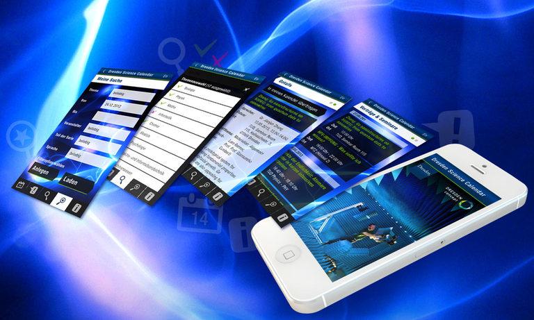 Mobile App Agentur Internetagentur Sandstein Dresden